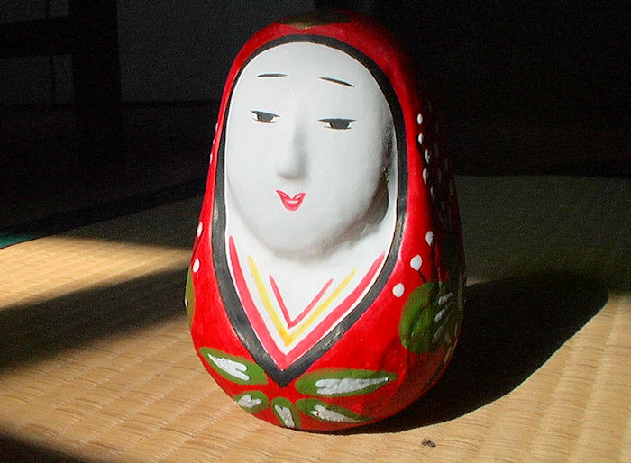 Taketa Japan  City new picture : Diese lokale Puppe